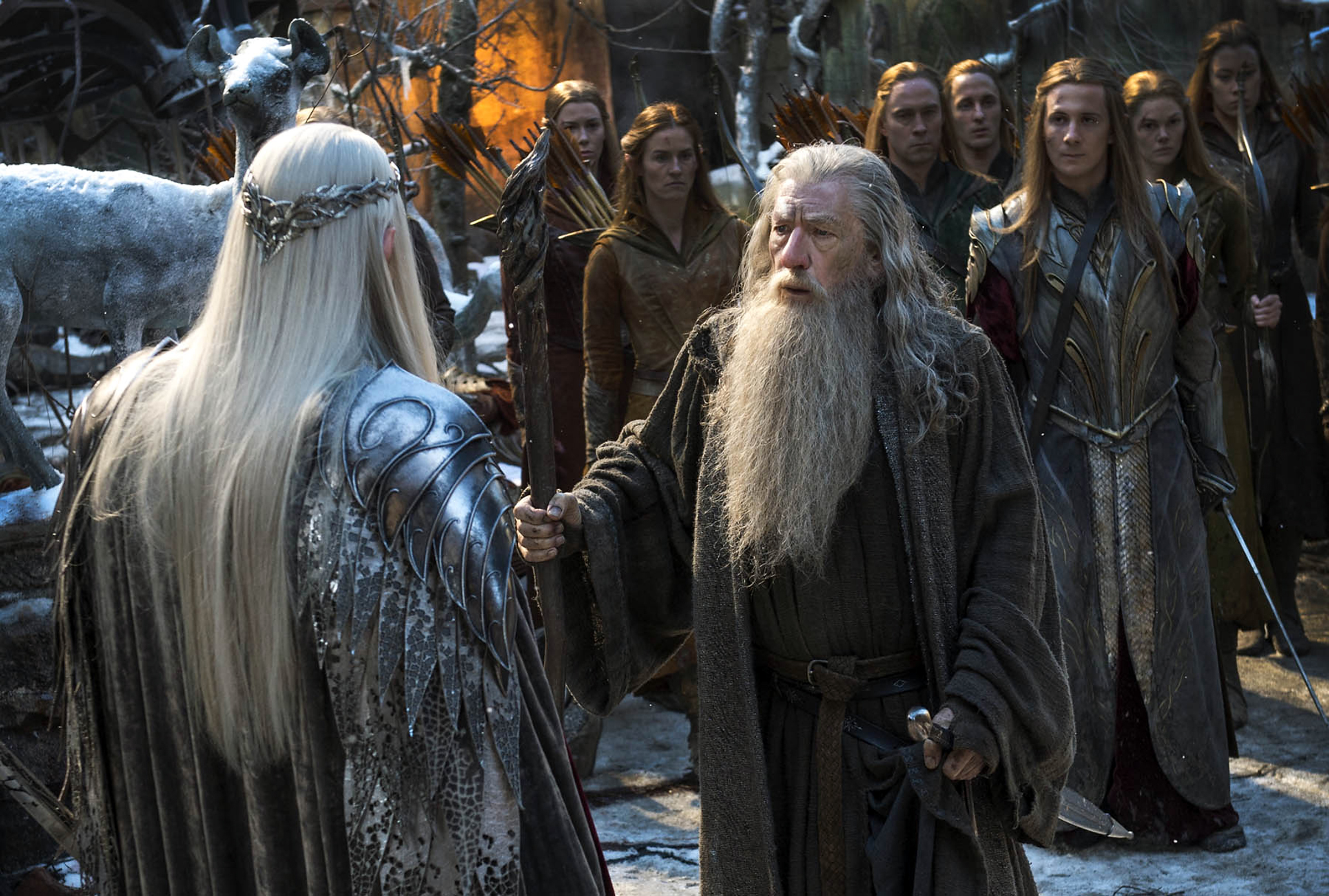 TheOneRing.net and Lee Pace on set to talk 'The Hobbit ...