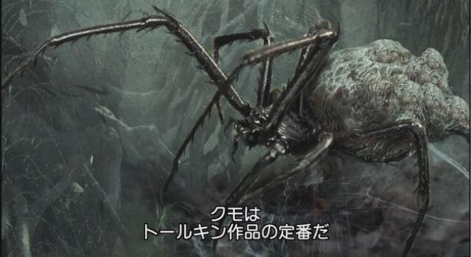 mirkwood-spiders