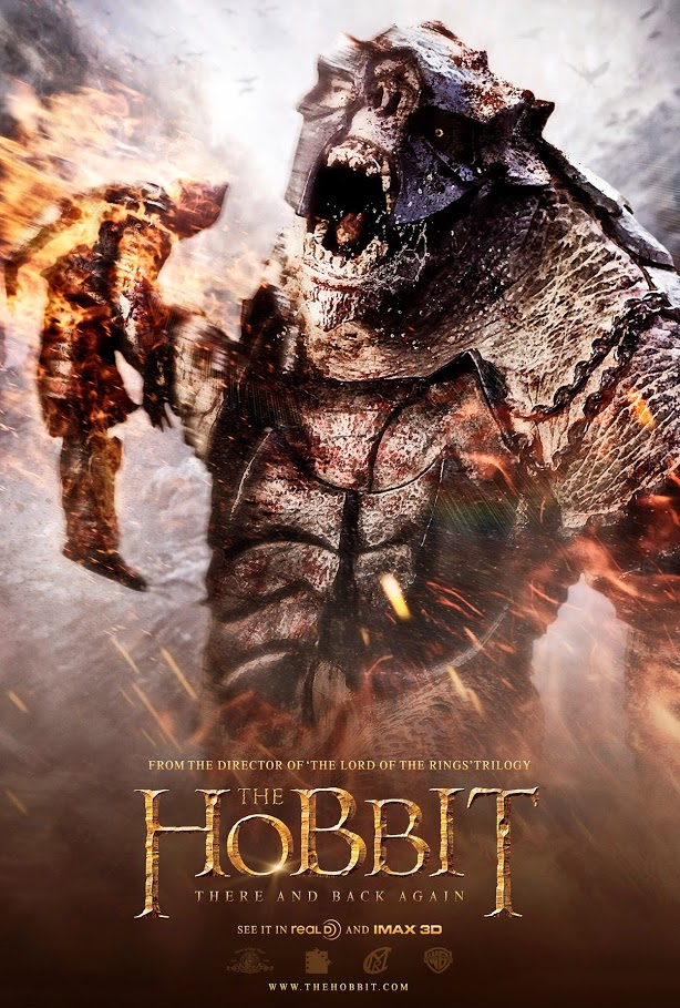Movies Online :The Hobbit: The Battle of the Five Armies 2014
