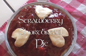 Shortbread Pie