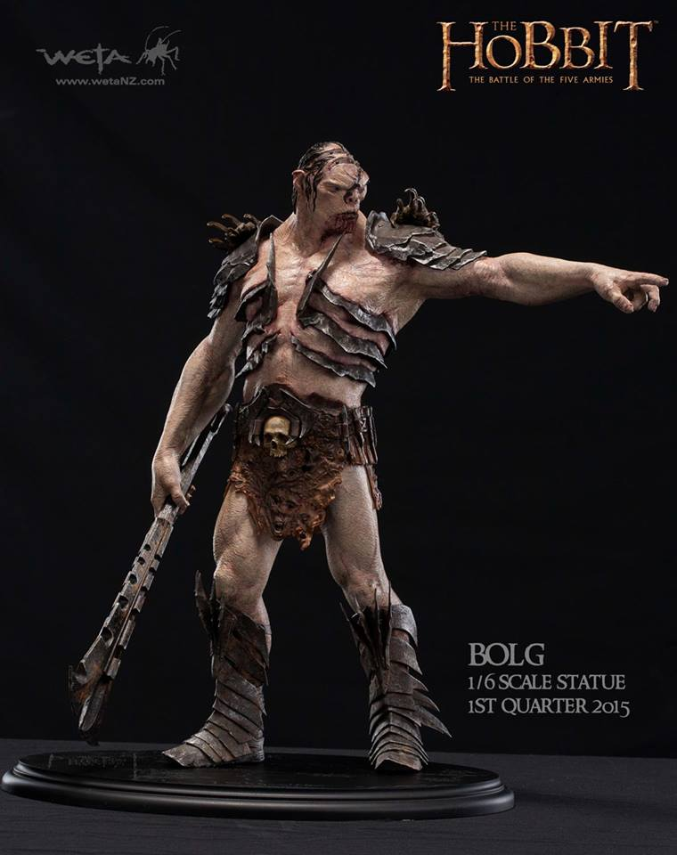 The hobbit bolg