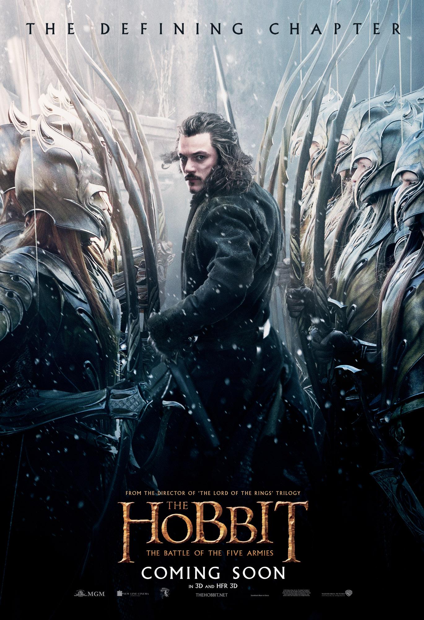 Le Seigneur des Anneaux / The Hobbit #3 HBFA_Bus_BardArmy_RGB_INTL