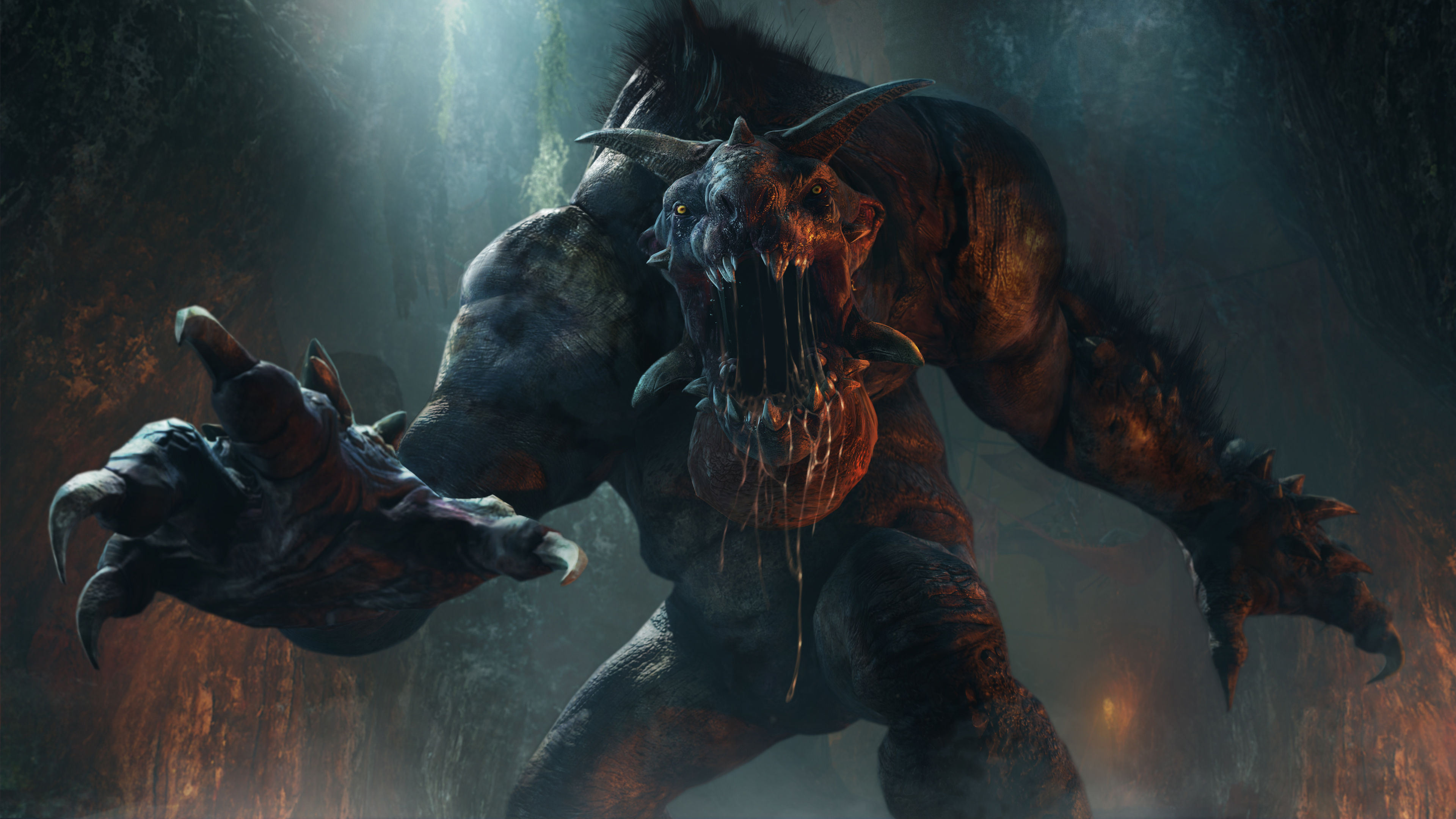 ... Lord of the Hunt skin transform Talion into the ultimate Beastmaster