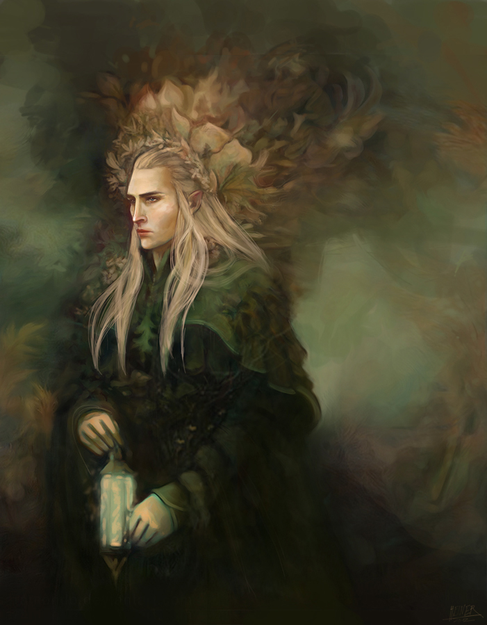 The many faces of Thranduil | Hobbit Movie News and Rumors ...