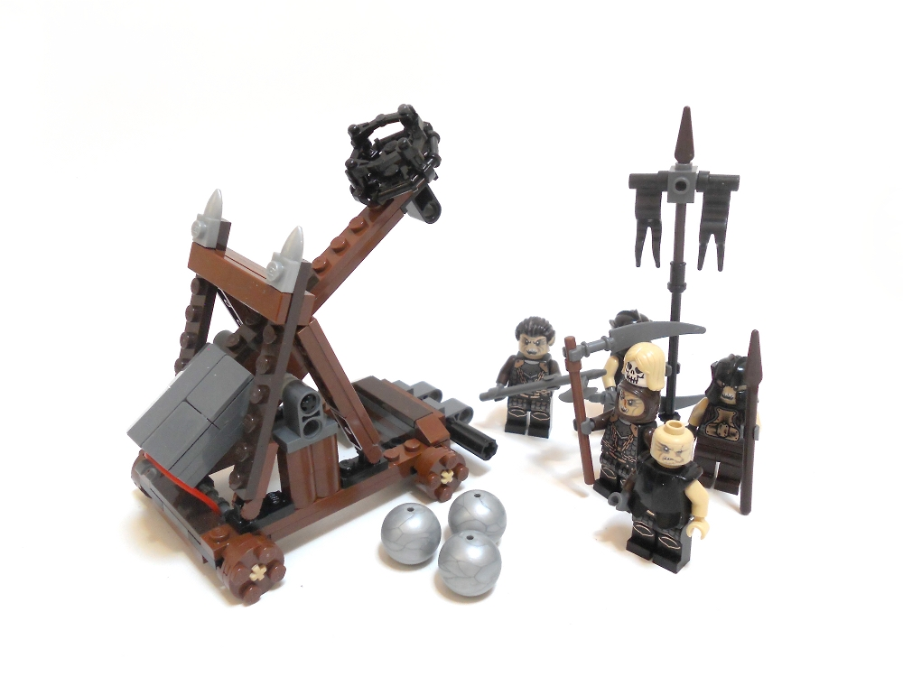 Lego lord of the rings summer 2018
