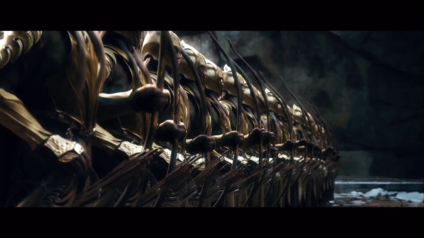 TORns Final Frame By Analysis The Hobbit Battle Of