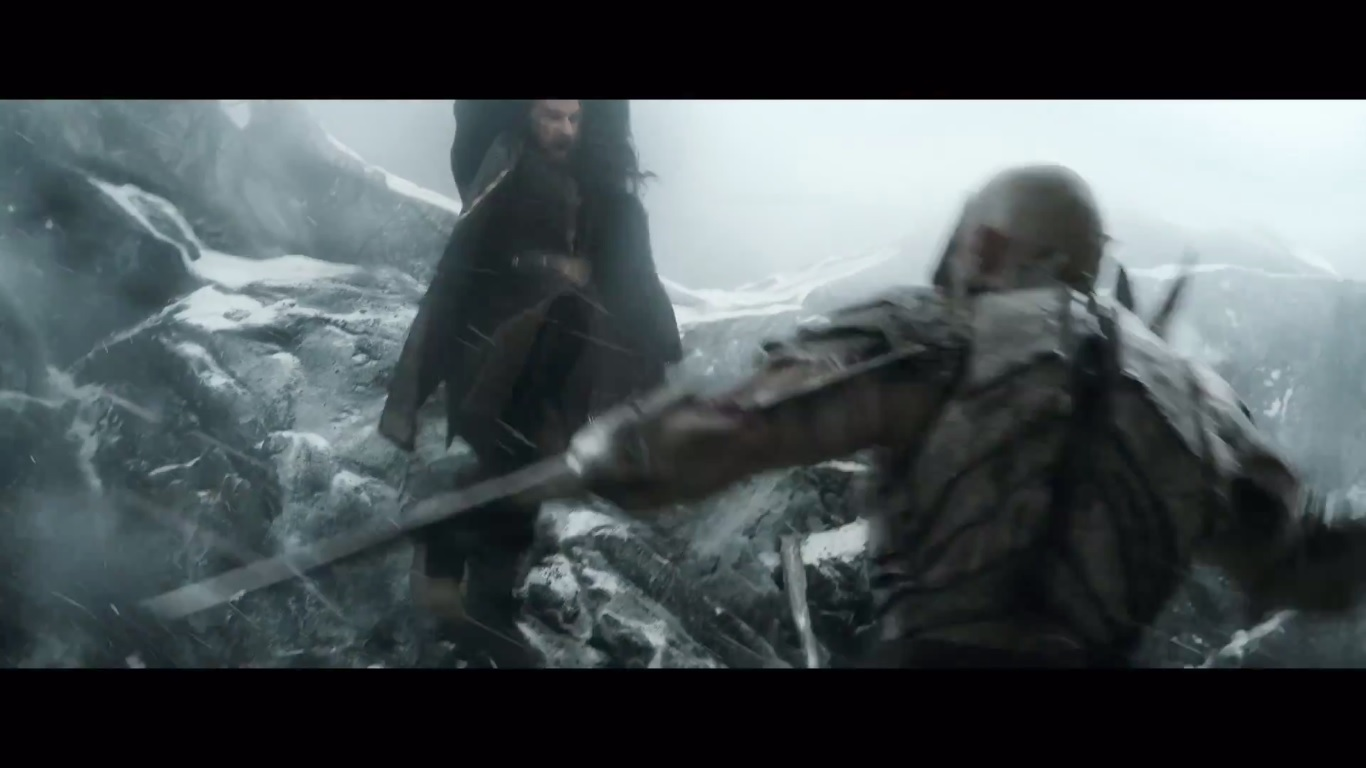 hall of fire chat log breaking down the five armies