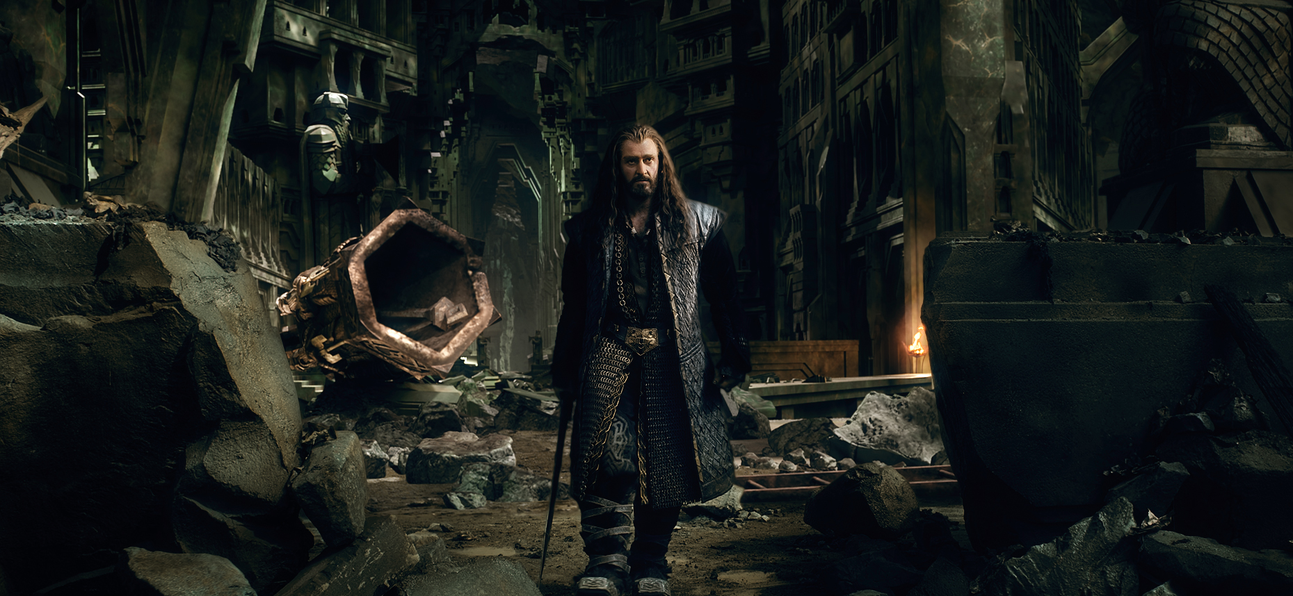 More on the running time for The Hobbit: The Battle of the ...