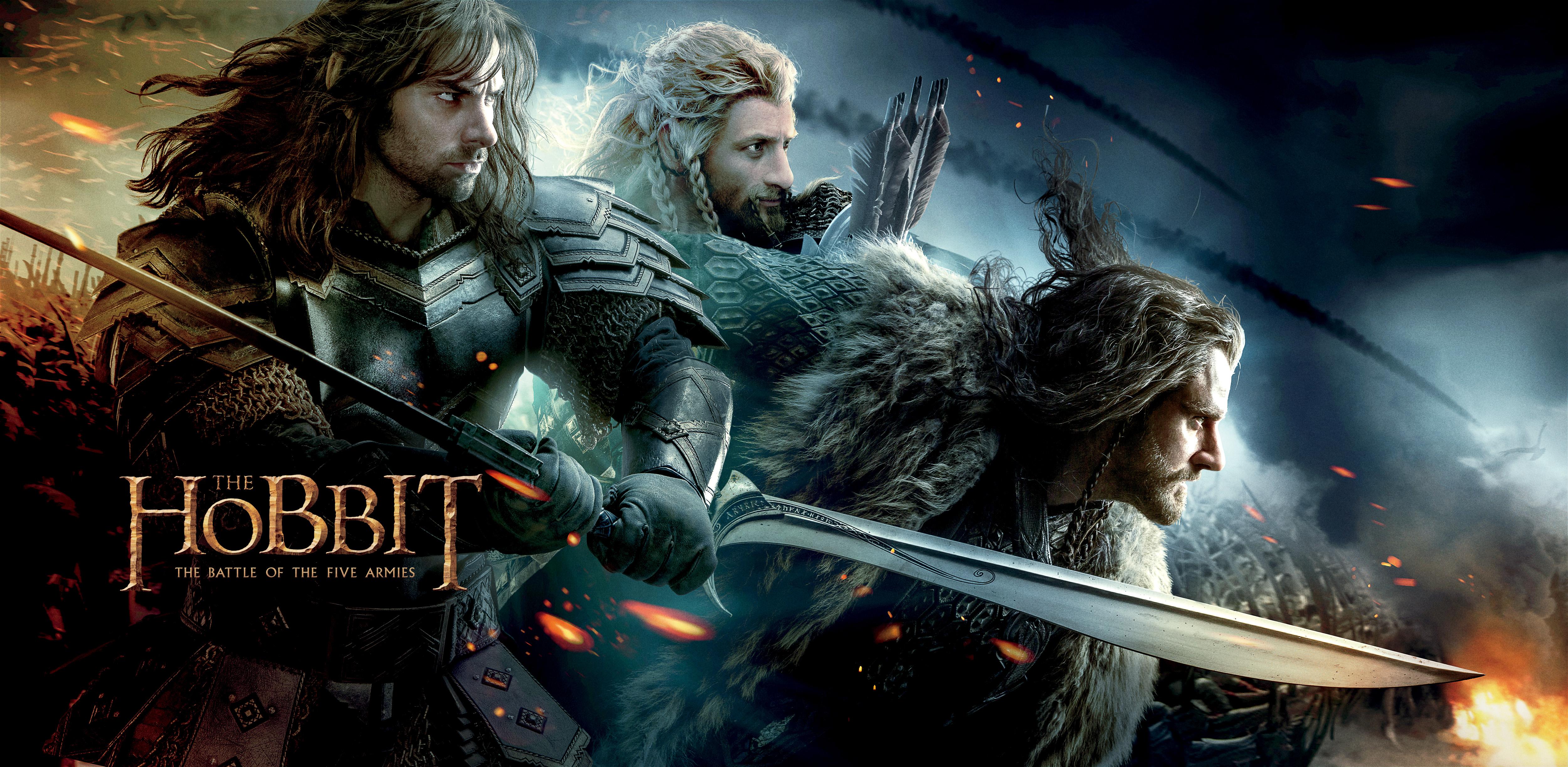 Le Seigneur des Anneaux / The Hobbit #3 Thtbotfa25