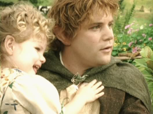 Did We Glimpse Baby Samwise Hobbit Movie News And