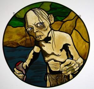 Gollum glass