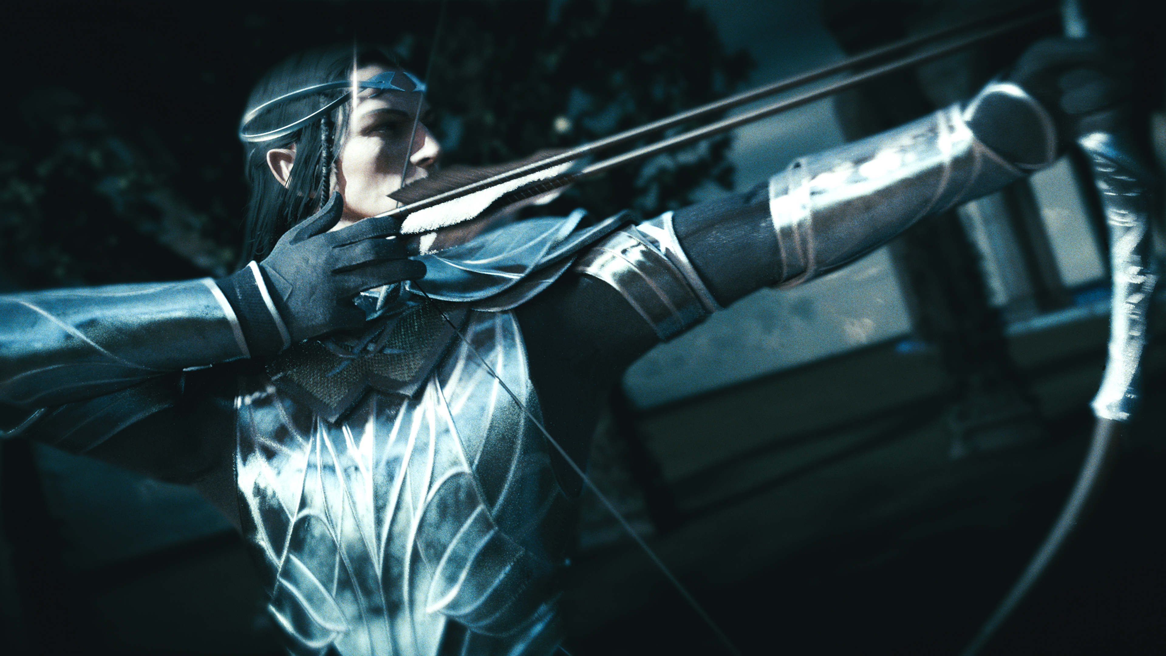 Lord Of The Rings Shadow Of War Celebrimbor