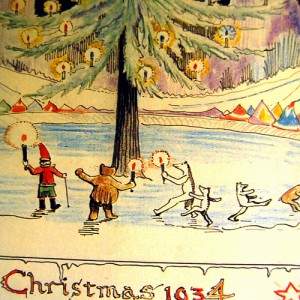 Father Christmas and North Polar Bear - J.R.R. Tolkien