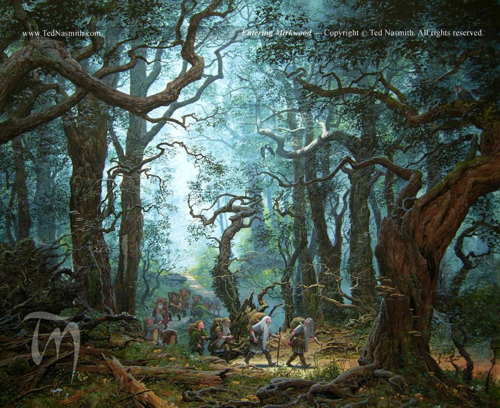 hobbit-mirkwood