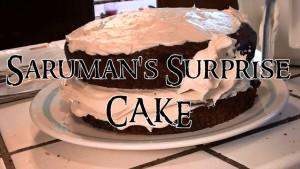 saruman's cake YT