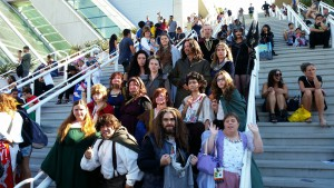 1 Middle-earth cosplay SDCC2015