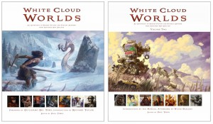 The covers of Volumes 1 & 2