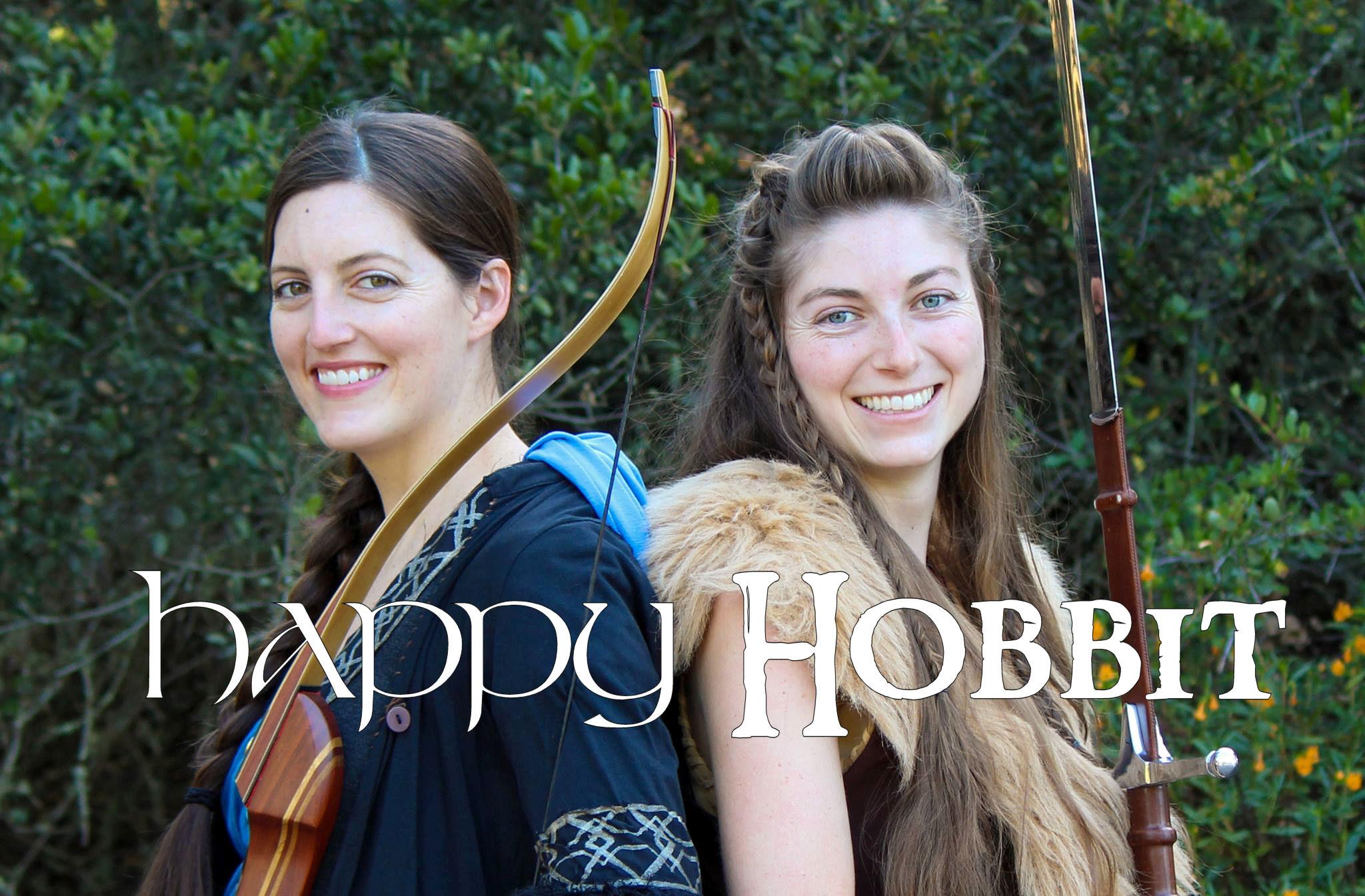 Hobbit gmail theme - Happy Hobbit New Dp2