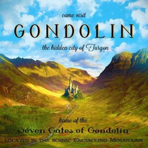 Gondolin - Mae Govannen