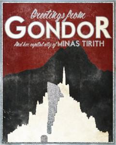 Gondor - Allen Brockbank