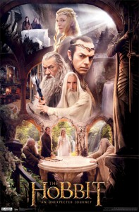 Hobbit Unexpected Journey Movie Poster