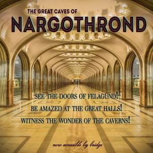 Nargothrond - Mae Govannen