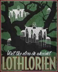 Lothlorien - Allen Brockbank