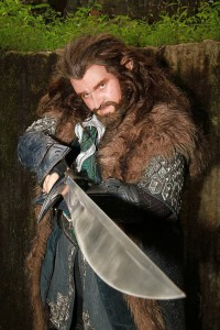 Thorin Oakenshield - Photograph by NV-Us Photography