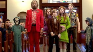 Viggo Mortensen in Captain Fantastic.