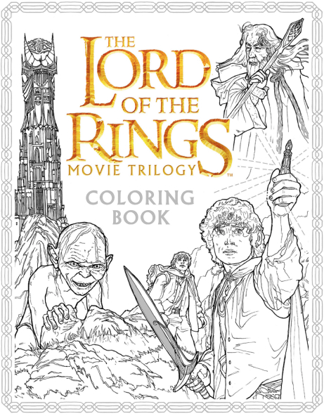 Collecting The Precious – The Lord of the Rings Movie Trilogy ...