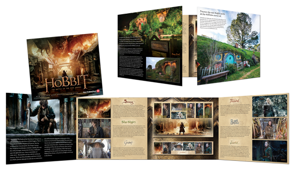 Battle of the Five Armies Presentation Pack