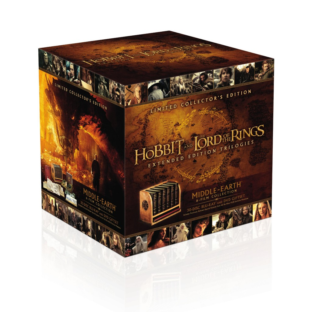 Middle-earth LCE Box