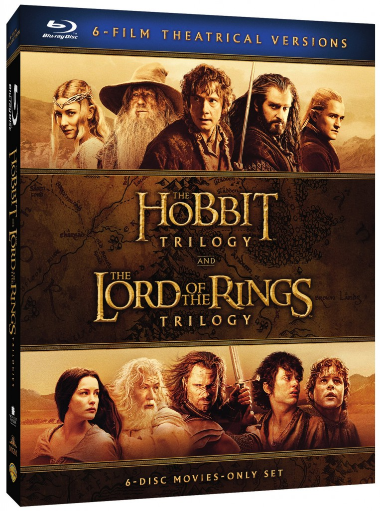 Middle Earth Theatrical 6-disc Collection