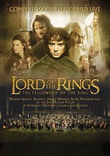 Howard Shore Concert Work Lord Of The Rings