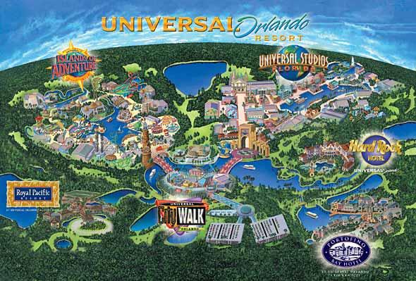 universal park orlando