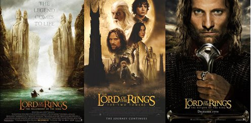 Enjoy the LOTR EE Trilogy in theaters this weekend in the ...