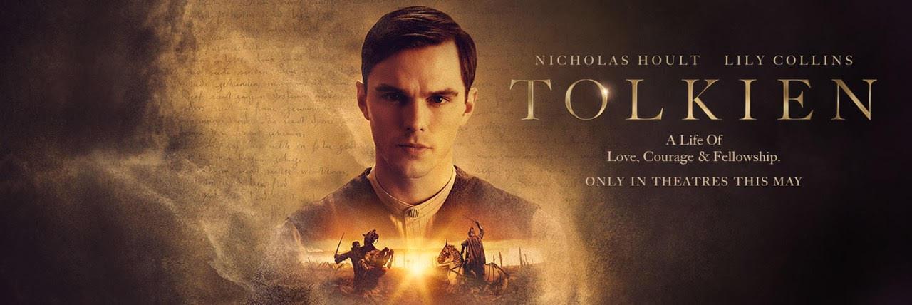 "TheOneRing.net Exclusive!: new ""Tolkien"" movie poster ..."