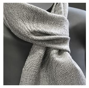 The Lord of the Rings Hobbit Scarf