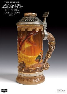 smaug the magnificant stein