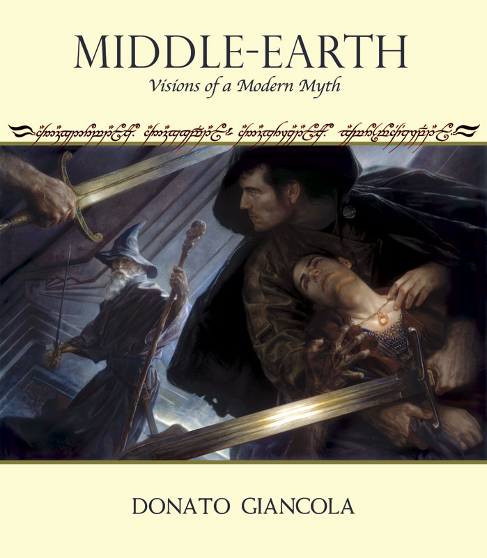 Middle Earth: Visions of a Modern Myth