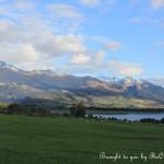 Scenery near Hobbit set on South Island