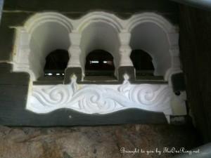 Detail: Hobbit set on South Island