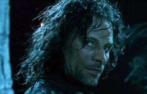 Aragorn at Weathertop