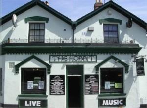 The Hobbit pub in Southhampton, England