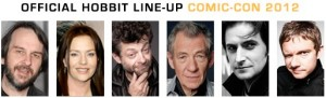 Official Comic-Con 2012 Panel Line-Up