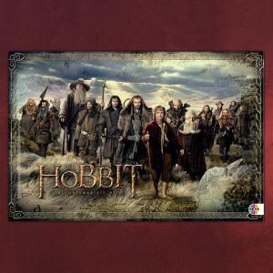 2013 hobbit calendar cover