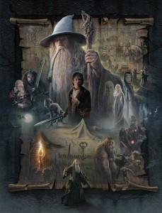 The Hobbit: An Unexpected Journey by Jerry VanderStelt