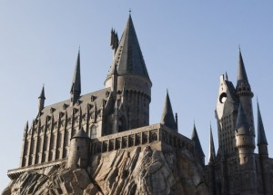 Hogwarts Orlando Universal