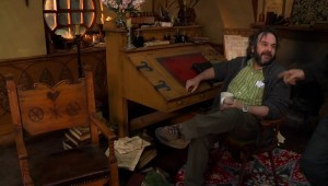 Peter Jackson living a Middle-earth life