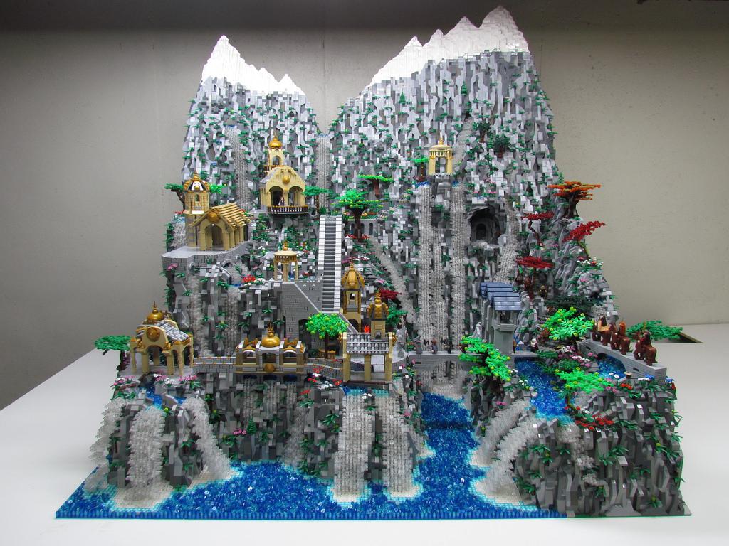 Meet Ben Pitchford Builder Of The 120 000 Piece Lego